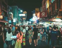 Bangkok-Khao-San-Road-Nightlife