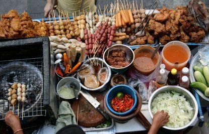 Best Street Food in Bangkok