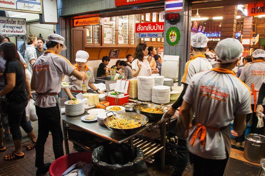 10 Best Thai Restaurants to Eat like a Local in Bangkok