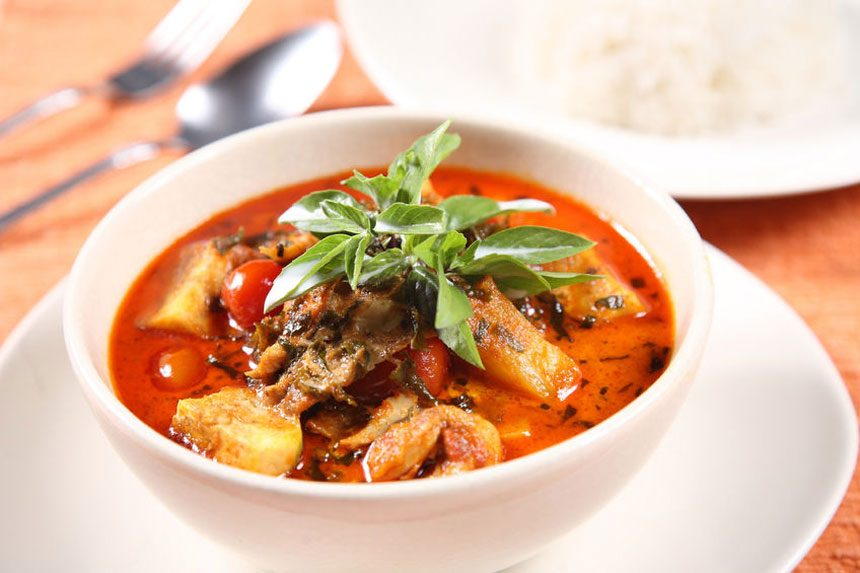 Panang Curry (Red Curry)