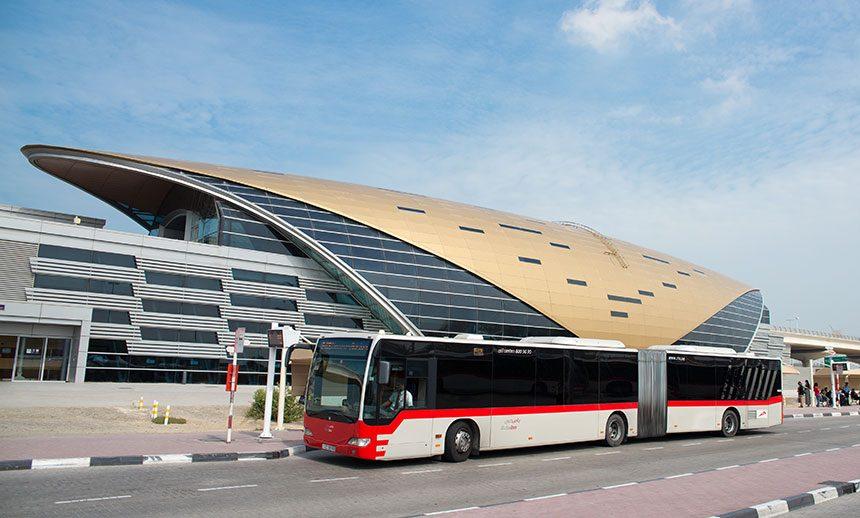 Dubai Public Buses