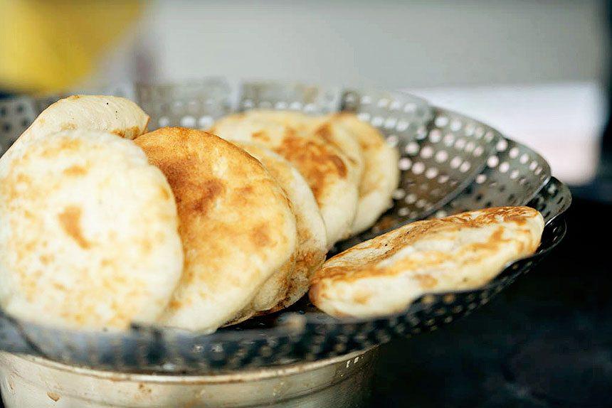 Hotteok (Stuffed Pancake)