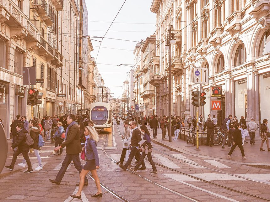 Best Places to Exchange Money in Milan