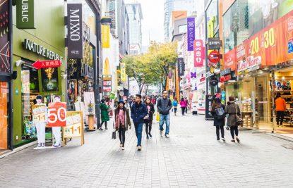 myeongdong-seoul-shopping