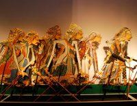 Wayang-Puppets