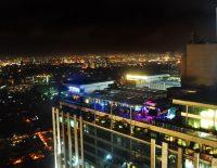 View Rooftop Bar at GTower kuala lumpur