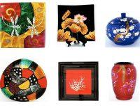 Lacquerware souvenir hanoi