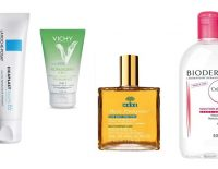 Skincare-products-from-French-Pharmacies souvenirs